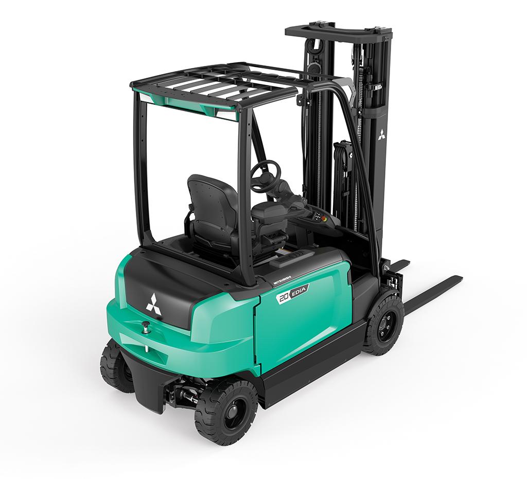 1.4 – 2.0 tony Elektryczne wózki widłowe