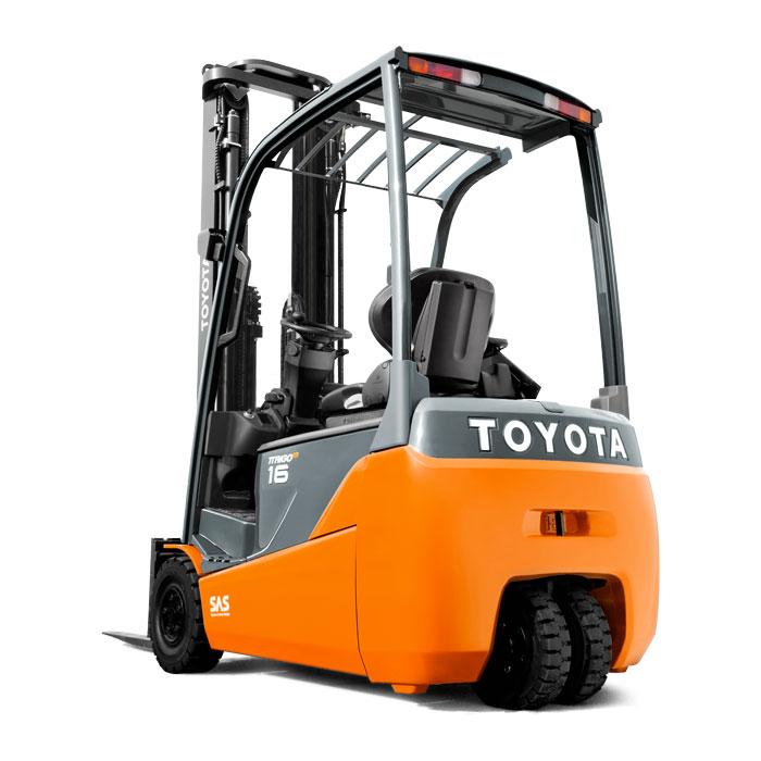 1.5 – 2.0 ton Elektryczny wózek widłowy