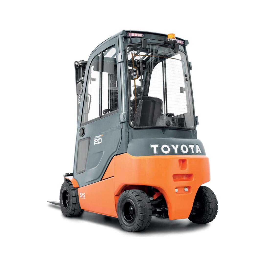 1.6 – 2.0 ton Elektryczny wózek widłowy