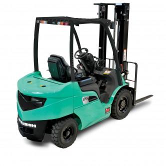 1.5 – 3.5 ton Wózki spalinowe z przeciwwagą