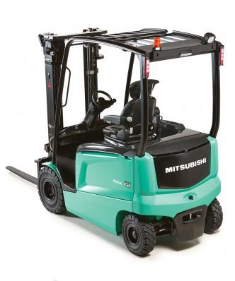 2.5 – 3.5 tony Wózki elektryczne z przeciwwagą 80 Volt